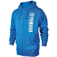 Small Yamaha Pro Fishing Zip Up Hooded Sweatshirt