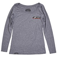 Women's Ready, Set, Ride Long Sleeve Scoop Neck Tee