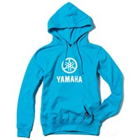 Yamaha Stacked Womens Hooded Pullover by Factory Effex