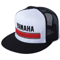 Yamaha Vintage Snap-back Hat by Factory Effex
