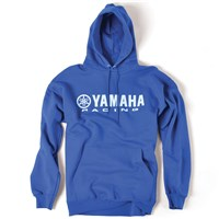 Yamaha Racing Pullover Hooded Sweatshirt by Factory Effex