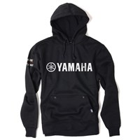 Yamaha Team Pullover Hooded Sweatshirt by Factory Effex
