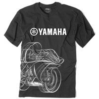 Yamaha R1 Tee by Factory Effex