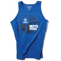 Yamaha Men's Tank Top by Factory Effex