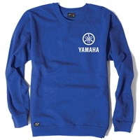 Yamaha Crew Sweatshirt by Factory Effex