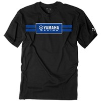 Yamaha Racing Stripes Tee by Factory Effex