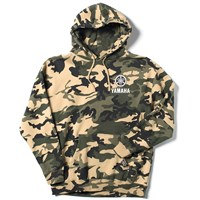 Yamaha Camo Pullover Hooded Sweatshirt by Factory Effex