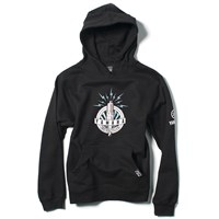 Yamaha Youth Pullover Hooded Sweatshirt by Factory Effex