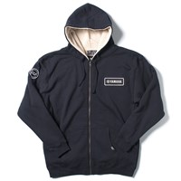 Yamaha Sherpa Zip-up Hooded Sweatshirt by Factory Effex™