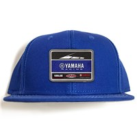 Yamaha Racing Team Blue Snapback Hat by Factory Effex