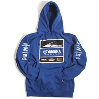 Yamaha Racing Team Blue Pullover by Factory Effex