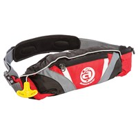 Slimline Deluxe 24G Inflatable Belt Pack PFD by AIRHEAD®