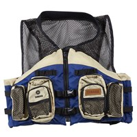 Yamaha Nylon Mesh Fishing Lifejacket