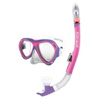 Women's Aruba Mask and Snorkel Set by Body Glove®
