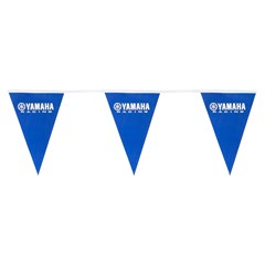 Yamaha Racing Triangle Pennants