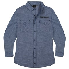 Faster Sons Men's Button-Up