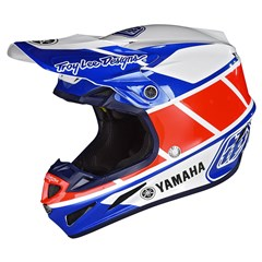 Yamaha RS1 SE4 Composite Helmet by Troy Lee Designs