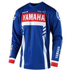 Yamaha RS1 GP Jersey by Troy Lee Designs - Blue