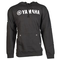 Yamaha Black Pullover Sweatshirt by Factory Effex™