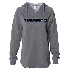 Women's Blue Revs Yamaha Hooded Fleece