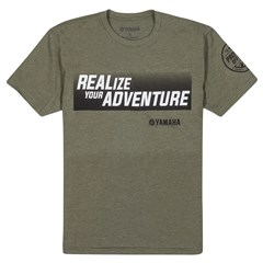 Adventure Yamaha Realize Tee