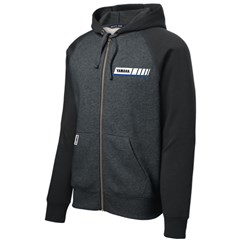 Blue Revs Yamaha Full-Zip Hooded Fleece
