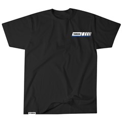 Blue Revs Yamaha Tee - Black