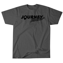 Journey Further Yamaha Tee - Gray