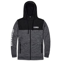 Yamaha Racing Full-Zip Hooded Sweatshirt