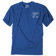Yamaha Racing Pit Tee by Factory Effex