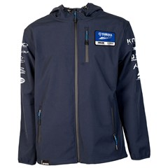 Yamaha Racing Team Soft Shell Jacket by Factory Effex