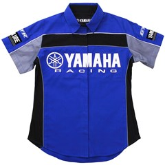 Women's Yamaha Racing Pit Shirt