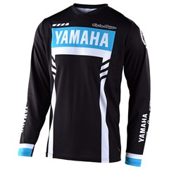 Yamaha RS1 GP Jersey by Troy Lee Designs - Black