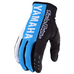 Yamaha RS1 GP Glove by Troy Lee Designs - Black
