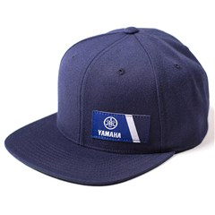 Yamaha Wedge Snapback Hat by Factory Effex
