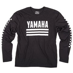 Yamaha Racer Long Sleeve Tee by Factory Effex