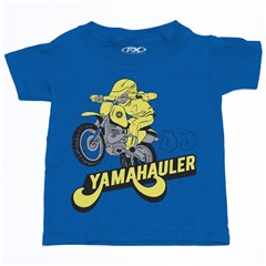 Yamaha Hauler Toddler Tee by Factory Effex