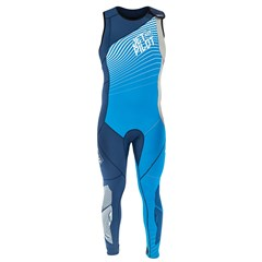 Matrix-Pro Neoprene John Wetsuit by JetPilot - Blue