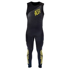 Matrix-Pro Neoprene John Wetsuit by JetPilot - Gold