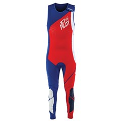 Matrix-Pro Neoprene John Wetsuit by JetPilot - Red