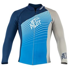 Matrix-Pro Neoprene Wetsuit Jacket by JetPilot - Blue
