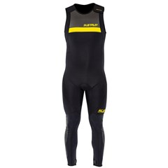LIVE RIDE ESCAPE Division Co-Pilot Neoprene John Wetsuit by JetPilot - Black