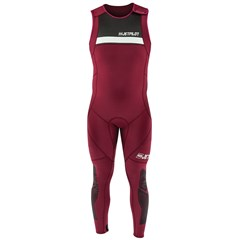 LIVE RIDE ESCAPE Division Co-Pilot Neoprene John Wetsuit by JetPilot - Maroon