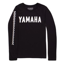 Yamaha Ladies Relaxed Long Sleeve Shirt