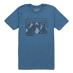 Adventure Yamaha Mountain Tee