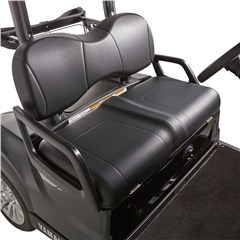 The DRIVE/DRIVE² Black Vinyl Seat Cushion Assembly