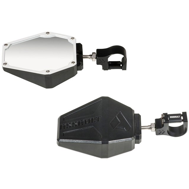 YXZ®1000R Bomber Side Mirror Set by Assault Industries™