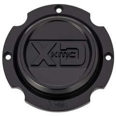 KMC XD Series Addict 2 Wheel Center Cap Kit - Non Beadlock
