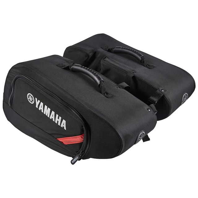 Yamaha Snowmobile Saddlebags