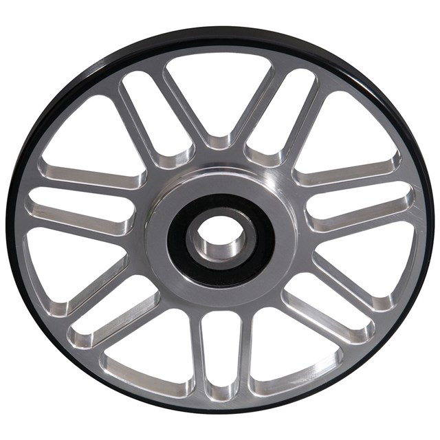 Mesh Spoke Billet Wheel